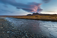 Bering Land Bridge National Preserve, Seward Peninsula, Alaska.
