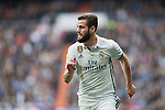 Nacho Fernandez of Real Madrid during the match Real Madrid vs RCD Espanyol, a La Liga match at the Santiago Bernabeu Stadium on 18 February 2017 in Madrid, Spain. Photo by Diego Gonzalez Souto / Power Sport Images