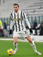 Calcio, Serie A: Juventus - Atalanta, Turin, Allianz Stadium, December 16, 2020.<br /> Juventus' Adrien Rabiot in action during the Italian Serie A football match between Juventus and Atalanta at the Allianz stadium in Turin,  December 16, 2020.<br /> UPDATE IMAGES PRESS/Isabella Bonotto