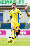 Inverness Caley Thistle v St Johnstone…27.08.16..  Tulloch Stadium  SPFL<br />Danny Swanson<br />Picture by Graeme Hart.<br />Copyright Perthshire Picture Agency<br />Tel: 01738 623350  Mobile: 07990 594431