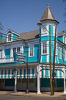 New Orleans, Louisiana.  Commander's Palace Restaurant, Garden District.