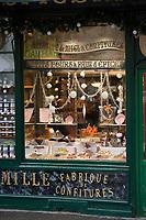 """Europe/France/Ile-de-France/75009/Paris: Epicerie Belle Epoque """"A la mère de famille""""  5 rue du Faubourg Montmartre"""