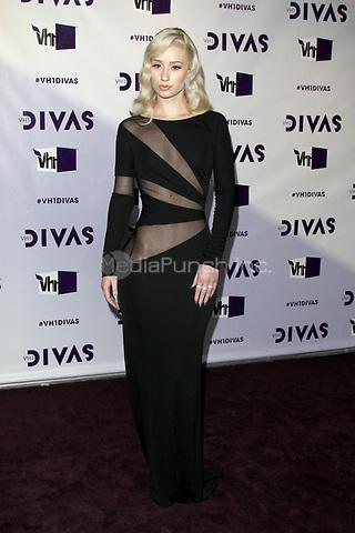 LOS ANGELES, CA - DECEMBER 16: Iggy Azalea at VH1 Divas 2012 at The Shrine Auditorium on December 16, 2012 in Los Angeles, California. Credit: mpi21/MediaPunch Inc.