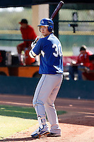 Tae-Hyeok Nam - Los Angeles Dodgers, 2009 Instructional League.Photo by:  Bill Mitchell/Four Seam Images..