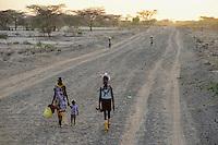 KENYA: drought