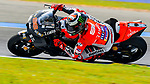Ducati Team's rider Jorge Lorenzo of Spain rides during the MotoGP Official Test at Chang International Circuit on 17 February 2018, in Buriram, Thailand. Photo by Kaikungwon Duanjumroon / Power Sport Images