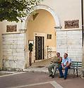 Codarda Gate, Piazza Ernesto Capocci, Picinisco, Italy.