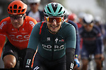 Lukas Postlberger (AUT) Bora-Hansgrohe at the start of the 82nd edition of Gent-Wevelgem 2020 running 232km from Ypres to Wevelgem, Belgium. 11th October 2020.  <br /> Picture: Bora-Hansgrohe/Tim van Wichelen/CV/BettiniPhoto   Cyclefile<br /> <br /> All photos usage must carry mandatory copyright credit (© Cyclefile   Bora-Hansgrohe/Tim van Wichelen/CV/BettiniPhoto)