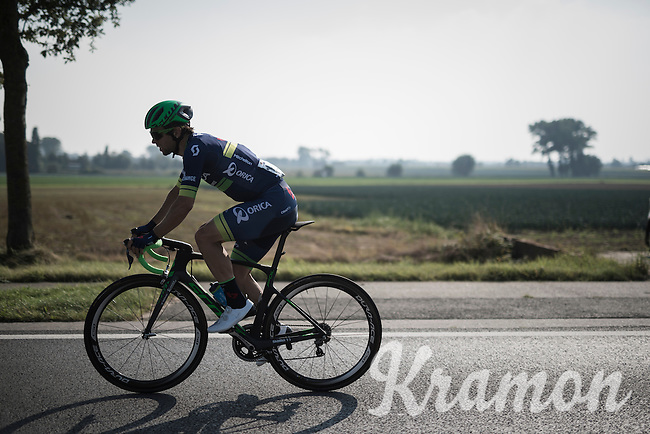 Michael 'Bling' Matthews (AUS/ORICA-BikeExchange)<br /> <br /> 12th Eneco Tour 2016 (UCI World Tour)<br /> stage 3: Blankenberge-Ardooie (182km)