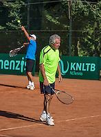 Etten-Leur, The Netherlands, August 23, 2016,  TC Etten, NVK, mens doubles<br /> Photo: Tennisimages/Henk Koster