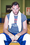 Player Rudy Fernandez after the first training of Spanish National Team of Basketball 2019 . July 26, 2019. (ALTERPHOTOS/Francis González)