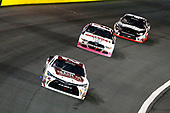 NASCAR XFINITY Series<br /> Drive for the Cure 300<br /> Charlotte Motor Speedway, Concord, NC<br /> Saturday 7 October 2017<br /> Erik Jones, Main Street Bistro Toyota Camry and Ryan Blaney, Discount Tire Ford Mustang<br /> World Copyright: Russell LaBounty<br /> LAT Images