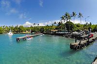 Keauhou Bay, The Big Island of Hawaii