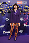 Mayte de la Iglesia attends to Avengers Endgame premiere at Capitol cinema in Madrid, Spain. April 23, 2019. (ALTERPHOTOS/A. Perez Meca)
