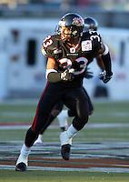 Kyries Hebert Ottawa Renegades. Photo copyright Scott Grant.