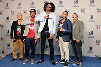 MIAMI, FL- July 19, 2012:  El Batallon backstage at the 2012 Premios Juventud at The Bank United Center in Miami, Florida. ©Majo Grossi/MediaPunch Inc. /*NORTEPHOTO.com* **SOLO*VENTA*EN*MEXICO** **CREDITO*OBLIGATORIO** *No*Venta*A*Terceros* *No*Sale*So*third* ***No*Se*Permite*Hacer Archivo***No*Sale*So*third*©Imagenes*