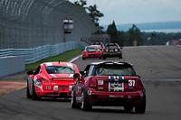 IMSA WeatherTech SportsCar Championship<br /> Sahlen's Six Hours of the Glen<br /> Watkins Glen International, Watkins Glen, NY USA<br /> Saturday 1 July 2017<br /> 37, MINI, MINI JCW, ST, Mike LaMarra, James Vance<br /> World Copyright: Michael L. Levitt/LAT Images