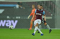 Robert Snodgrass of West Ham United during West Ham United vs Charlton Athletic, Caraboa Cup Football at The London Stadium on 15th September 2020