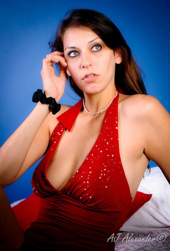 AJ ALEXANDER/AJAimages - Allicia Dae Pearson<br /> Photo by AJ ALEXANDER (c)<br /> Author/Owner AJ Alexander