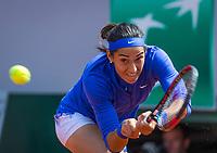 Paris, France, 7 June, 2017, Tennis, French Open, Roland Garros,  Caroline Garcia (FRA)<br /> Photo: Henk Koster/tennisimages.com