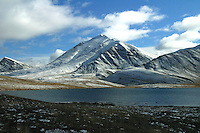 Folly Lake. North Slope, Endicott Mountains of the central Brooks Range in northern Alaska. 130 miles north of the the Arctic Circle. Home for one glorious week.