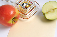 Rosh Hashana -  Honey with Apples