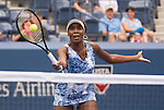 Venus Williams (USA) takes the first set from Belinda Bencic (SUI)  6-3