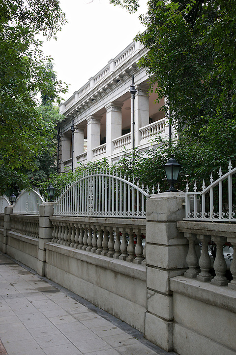 Consulate West Wing Annex, Shamian (Shameen) Island, Guangzhou (Canton).