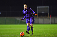 Britt Vanhamel (4) of Anderlecht pictured during a female soccer game between RSC Anderlecht Dames and SV Zulte Waregem on the 10 th matchday of the 2020 - 2021 season of Belgian Womens Super League , friday 18 th of December 2020  in Tubize , Belgium . PHOTO SPORTPIX.BE | SPP | DAVID CATRY