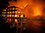 Somersville Mill Fire