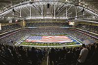 2015 Alamo Bowl Football