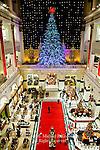 Holiday Light Show At Macy's Center City, Philadelphia, Pennsylvania