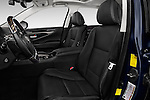 Front seat view of 2016 Lexus LS L 4 Door Sedan 2WD Front Seat  car photos
