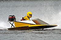 Boat X   (Outboatd Hydroplane)