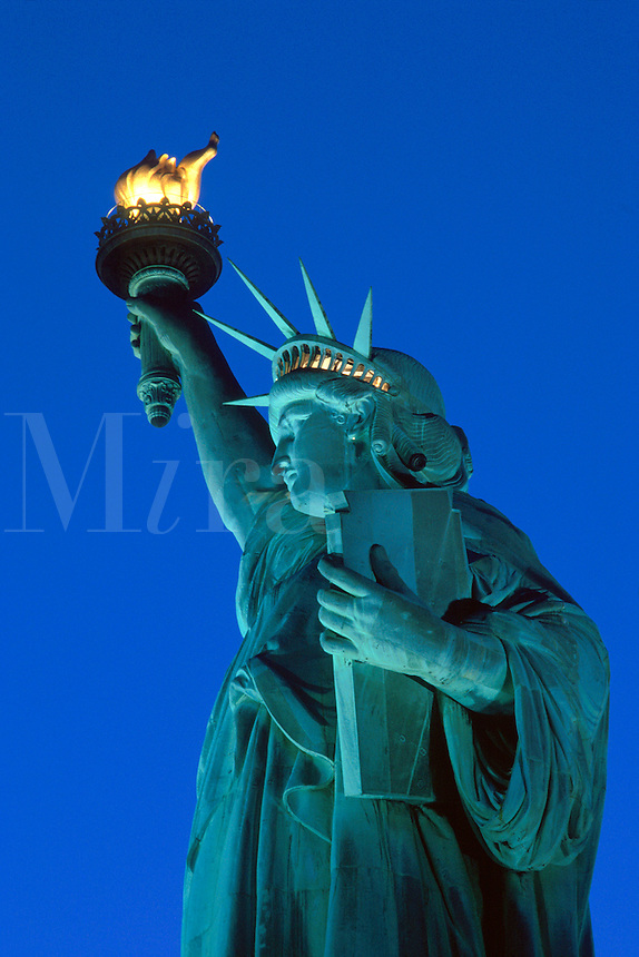 "#JP0399 ""Statue of Liberty - New York NY"