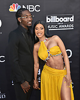 LAS VEGAS, NV - MAY 01: Offset and Cardi B attend the 2019 Billboard Music Awards at MGM Grand Garden Arena on May 1, 2019 in Las Vegas, Nevada. Photo: imageSPACE/MediaPunch