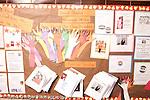K-8 Parochial School Bronx New York Grade 5 social studies  bulletin board on class election horizontal
