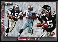 Jimmy Kemp-JOGO Alumni cards-photo: Scott Grant