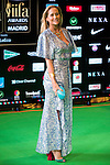 Fiona Ferrer attends to the photocall of the IIFA Awards in Madrid. June 25. 2016. (ALTERPHOTOS/Borja B.Hojas)
