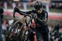 Quinten Hermans (BEL/Telenet Fidea Lions)<br /> <br /> Elite Men's Race<br /> Belgian National CX Championschips<br /> Kruibeke 2019