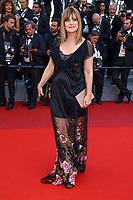 Nastassja Kinski, sur le tapis rouge pour la projection du film D APRES UNE HISTOIRE VRAIE, hors competition lors du soixante-dixième (70ème) Festival du Film à Cannes, Palais des Festivals et des Congres, Cannes, Sud de la France, samedi 27 mai 2017.