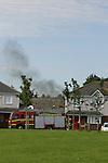 Highlands Car Fire