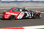 Daniel Rodgers (82) in action during the Continental Tire Challenge race at the Circuit of the Americas race track in Austin,Texas...