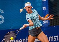 Amstelveen, Netherlands, 6 Juli, 2021, National Tennis Center, NTC, Amstelveen Womans Open,  Eva Vedder (NED)<br /> Photo: Henk Koster/tennisimages.com