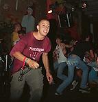 Youth of Today at Gilman Street.<br />