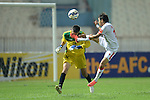 Kuwait SC vs FC Istikol during the 2015 AFC Cup 2015 Semi Finals 1st leg match on September 30, 2015 at the Kuwait S.C. Stadium in Kuwait City, Kuwait. Photo by Adnan Hajj / World Sport Group
