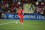 Al Ahli (UAE) vs Al Nasaf during the 2015 AFC Champions League Group D  on March 03, 2015 at the Rashid Stadium, in Dubai, UAE. Photo by Adnan Hajj /  World Sport Group