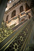 Minbar at the Suleymaniye Mosque, Istanbul