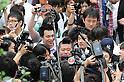 Former Livedoor Co. President Takafumi Horie imprisoned for fraud on June 20 2011