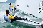 Chile 	Laser Radial	Men	Helm	CHICS3	Clemente	Seguel<br /> 2015 Youth Sailing World Championships,<br /> Langkawi, Malaysia.